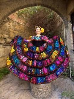 Chiapas Traje Típico