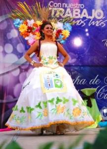 Ciudad Lerdo gana concurso del Traje típico regional de Durango