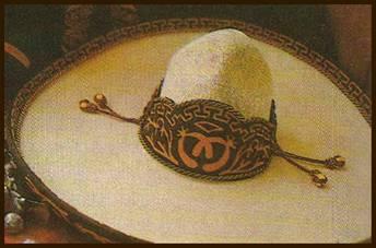 Sombrero de zoyate (o soyate). eb5cc457407