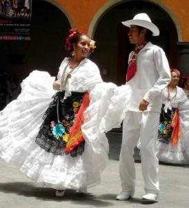 Veracruz Trajes Típicos