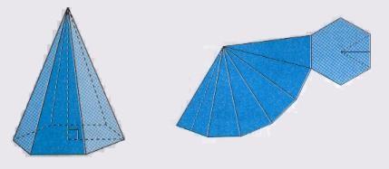 Dibujos de cuerpos geomtricos