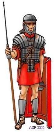 Roma: legiones romanas