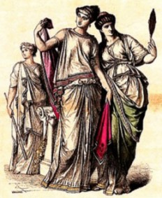 Ancient spartan women daily life