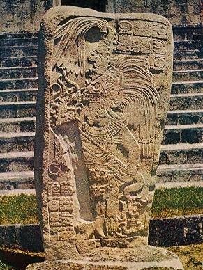 La arquitectura maya p gina 2 for El mural de bonampak