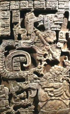 Mayas arquitectura for Las construcciones de los mayas
