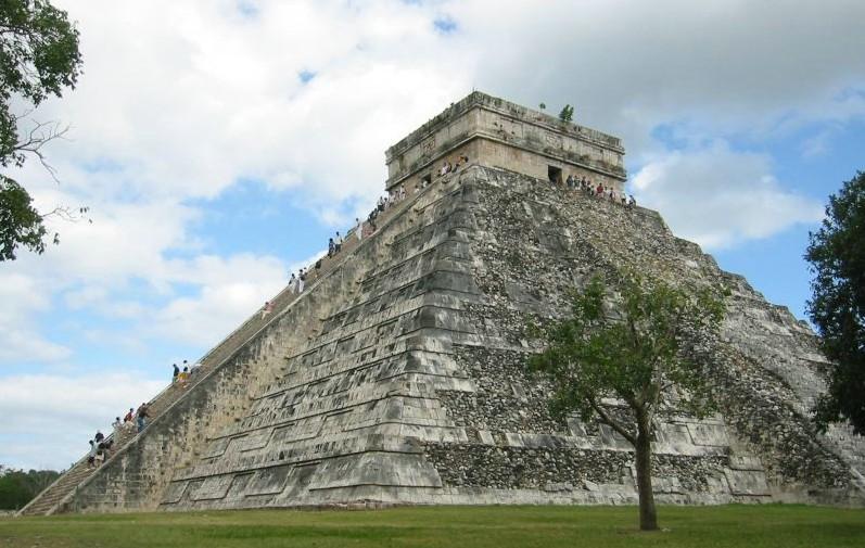 Los mayas taringa for Las construcciones de los mayas