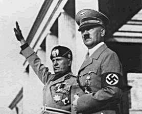 Gobiernos totalitarios fascismo