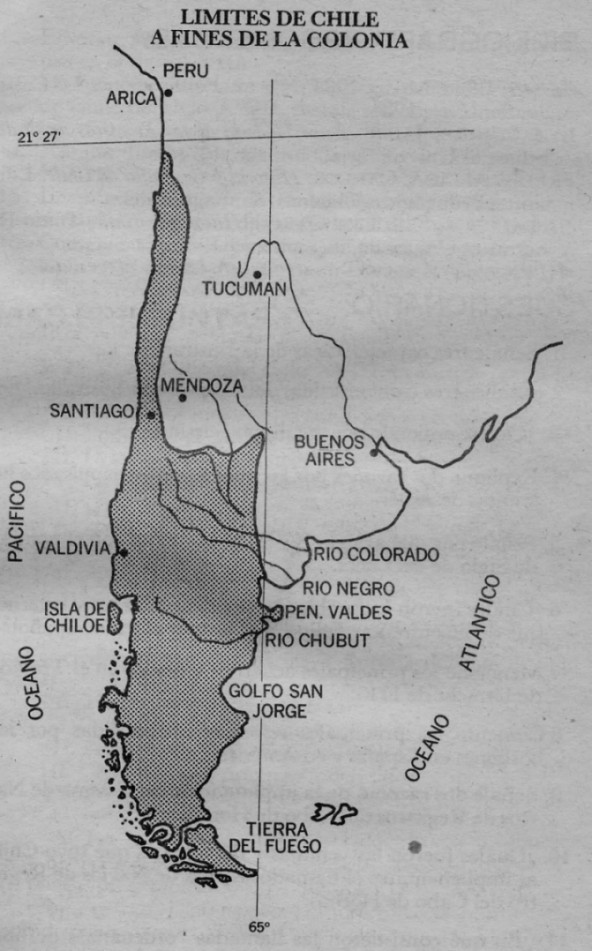 Los territorios que perdio Argentina y los disputados