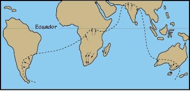 Teoría de las Placas Tectónicas (Origen del Relieve)