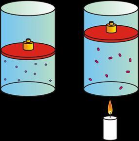 ejemplos de la ley general de los gases: