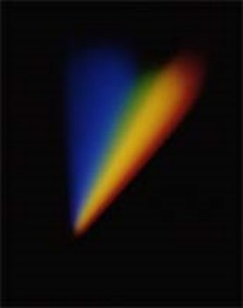 Luz - Cual es el color anil ...