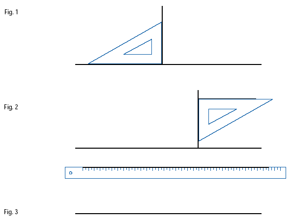Construccin Dibujo de rectas