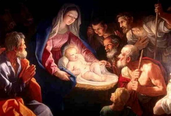 Fotos De Navidad Del Nino Jesus.Navidad